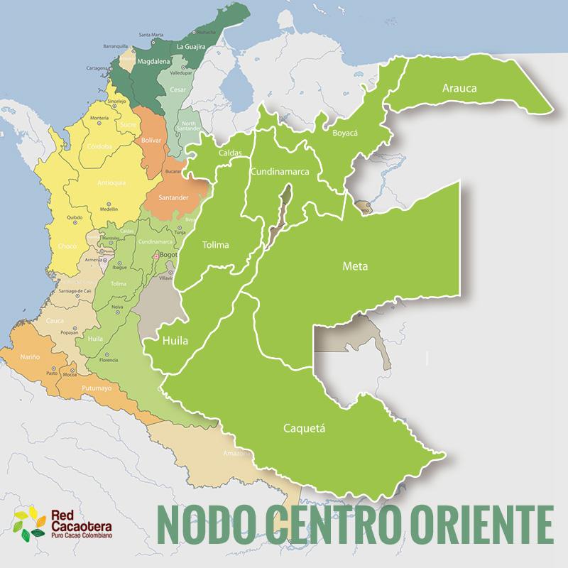 Nodo Centro Oriente