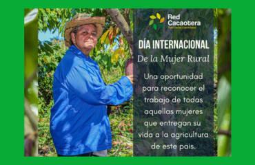 ¡Dia Internacional de la Mujer Rural!