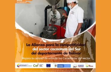 ALIANZA PARA LA COMPETITIVIDAD DEL SECTOR CACAOTERO DEL SUR DEL DEPARTAMENTO DE BOLÍVAR,